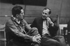 1961, Národní divadlo v Praze - Přemysl Kočí a Georgij Pavlovič Ansimov