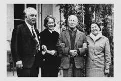 A.Chačaturjan a N.Makarova u Charlese Chaplina