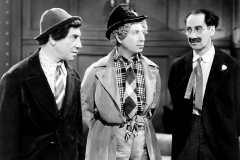 Chico, Harpo, Groucho Marx - 2