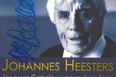 Poslední Heestersovo CD