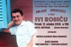 vzpomínky na Ivo Robiče