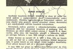 Gidon Kremer v Praze