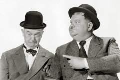 Stan Laurel a Oliver Hardy