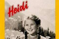 Lotte Günther jako Heidi
