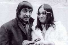 Leonid a Peggy.