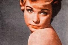 Shirley na obálce časopisu
